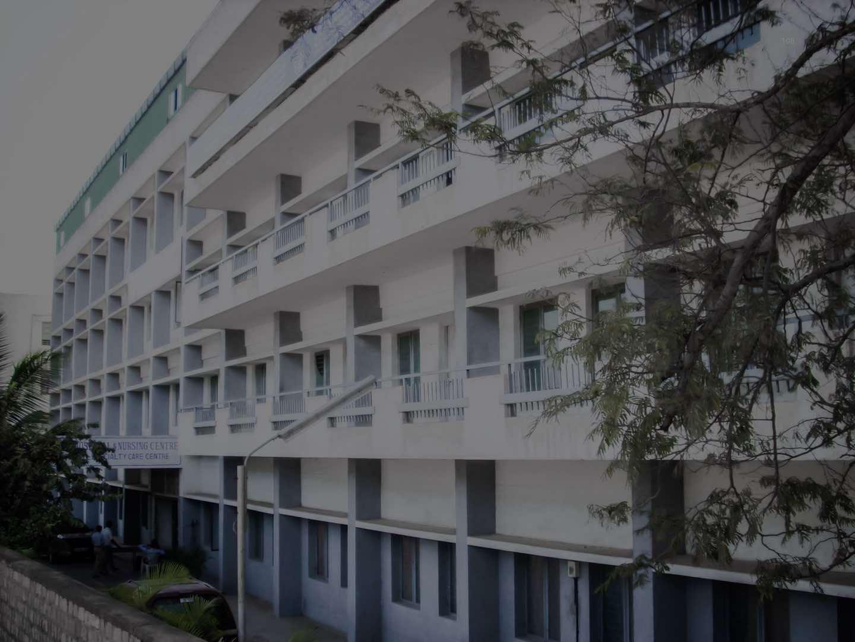 KNN College Hospital Facade 3